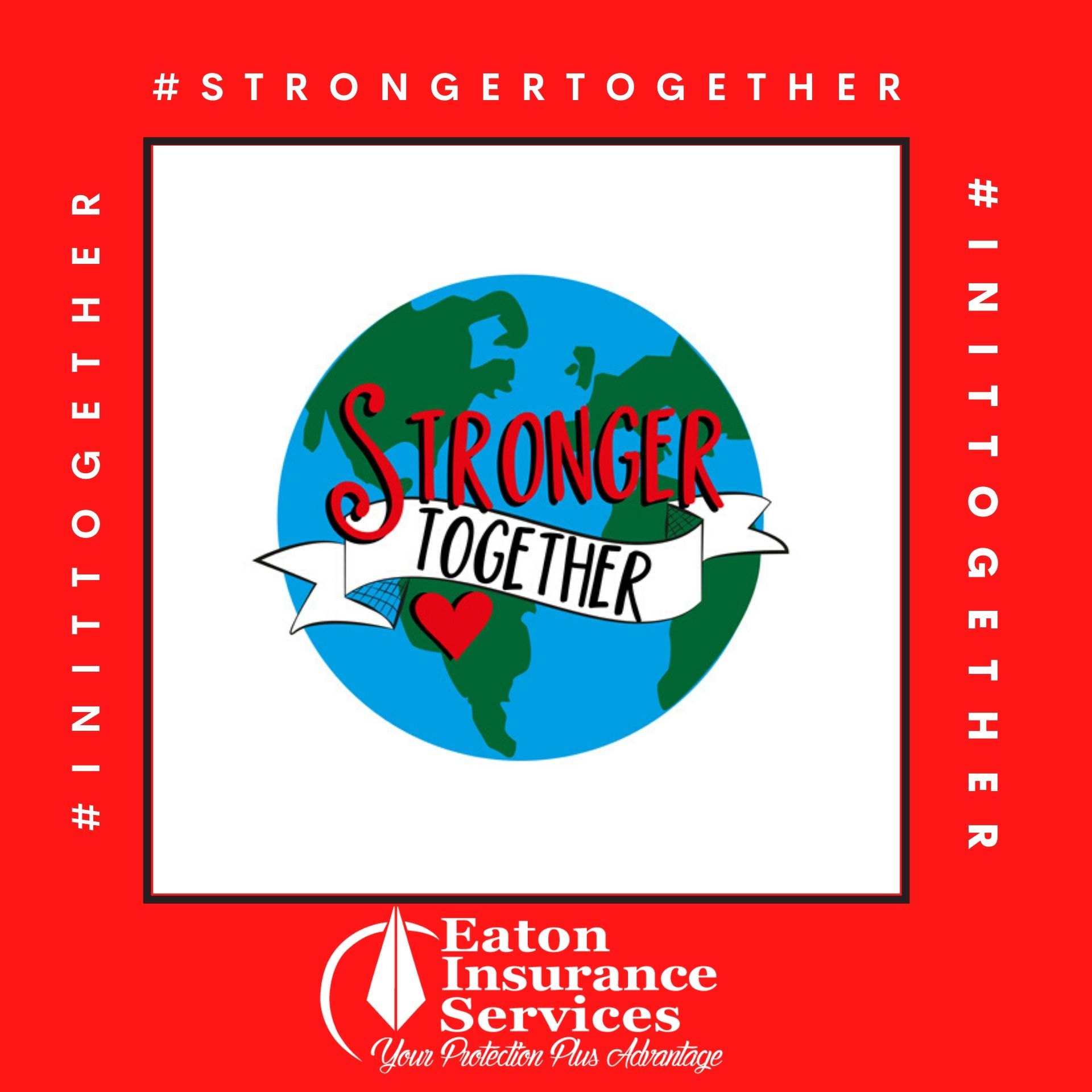 in it together, stronger together, clio michigan